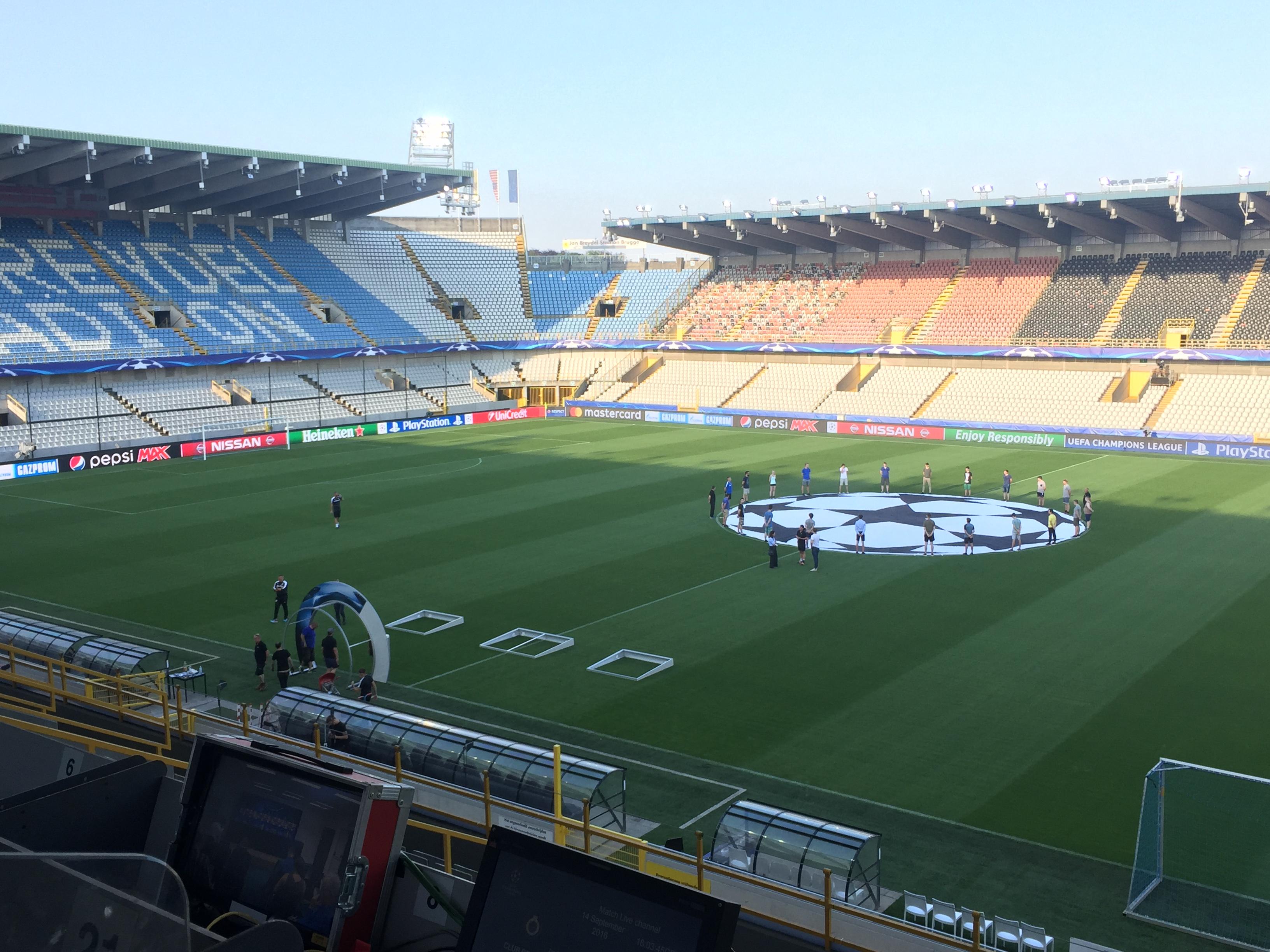 Jan Bredel Stadium